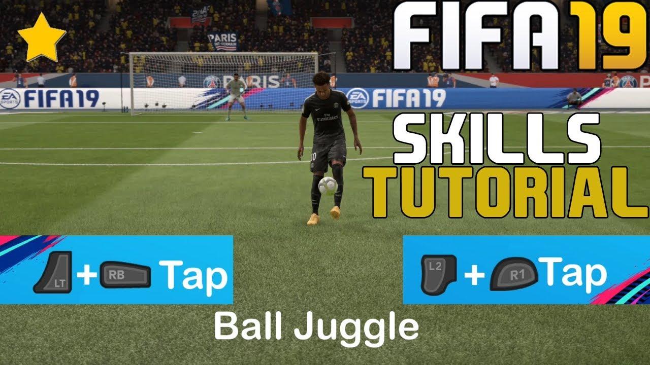 FIFA 19 Skill Moves List | Skill Move Tutorials on PS4 & Xbox One