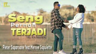 Download Lagu Pieter Saparuane feat Mersye Sapulette - SENG PERNAH TERJADI [Official Music Video] Lagu Ambon Duet mp3
