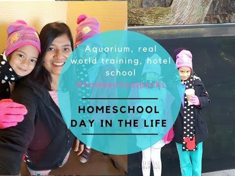 Homeschool Travel Vlog | Homeschooling away from home | Homeschool Perks | Precious Years
