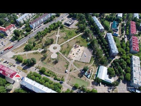Аэросъемка поселка Дербышки (г.Казань)