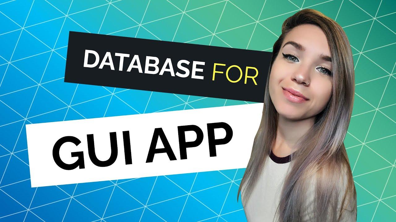 Connect JSON Database to PyQT5 GUI App