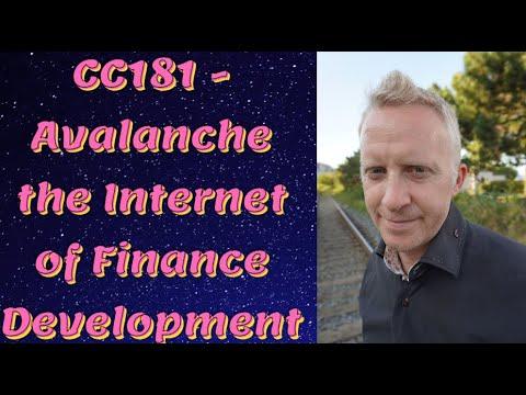 CC181 - Avalanche the Internet of Finance Development