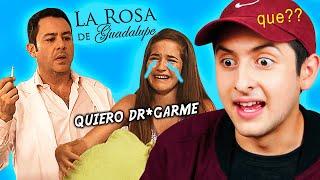 El capitulo Más Ridiculo de La Rosa de Guadalupe...
