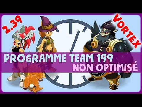 Vortex à 6 | Technique 2.39 | Programme Team 199 #48