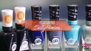 CLEO Kiss & Tell EP 2: Easy To Remove Gel Nails