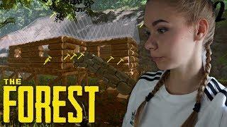 BUDUJEMY BAZĘ - The Forest #2