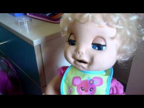 Baby Alive Real Surprices Hasbro Come Se Hace Caca Y La