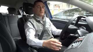 Renault Megane Coupe GT 2011 Videos