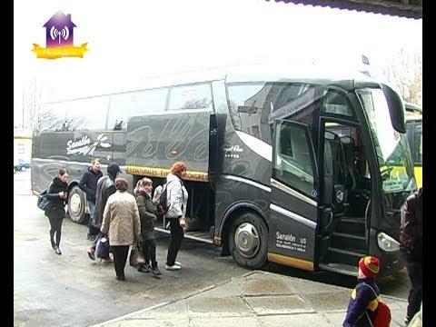 О новой цене на автобус до Киева