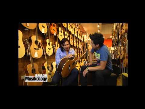Musikology EP.10 Part 3/3 (กีต้าร์โปร่งไฟฟ้า Crafter JE-18)