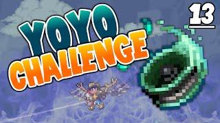 Terraria 1.3.1 Yo-Yo Expert Challenge || EYE OF CTHULHU, GOLEM [13]