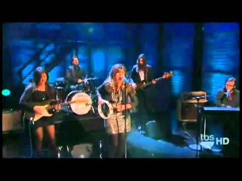 Nicole Atkins & The Black Sea - Cry Cry Cry (Live)