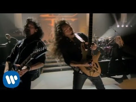 DragonForce - Cry Thunder [OFFICIAL VIDEO]