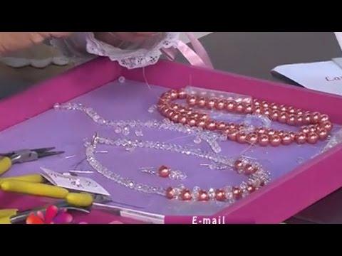 9a3f539c780a Como realizar un collar emperatriz - Hogar Tv por Juan Gonzalo Angel -  YouTube