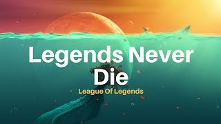 League Of Legends - Legends Never Die (ft. Against The Current) [ Lyrics ]