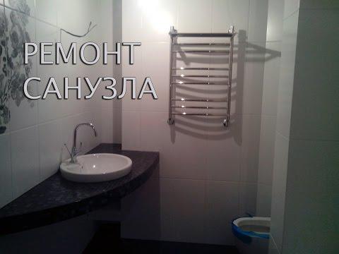 Дизайн и ремонт ванной комнаты. Столешница из мозаики. Сочетание керамической плитки и мозаики.