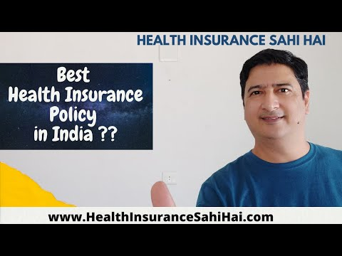 Best Health Insurance Policy in India? By Health Insurance Sahi hai