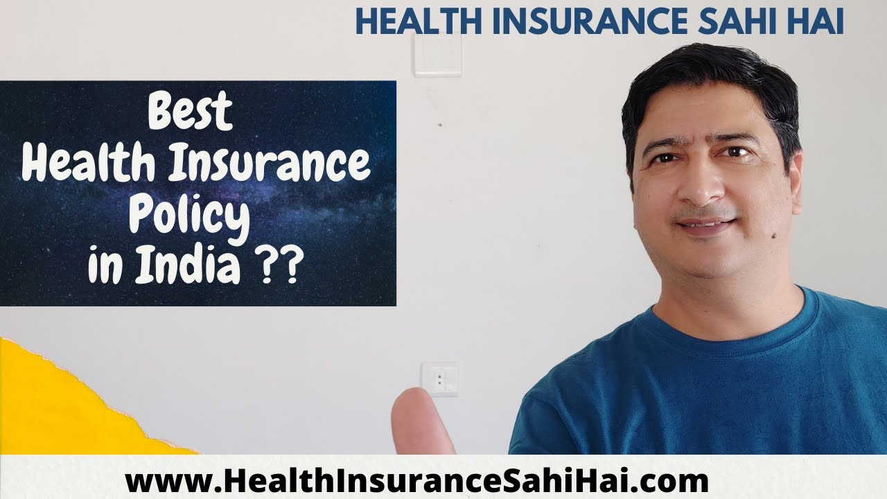 Best Health Insurance Policy in India? By Health Insurance ...