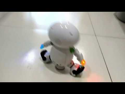 Super dancing robot toy for kids