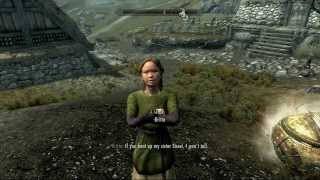Skyrim Guide: How to adopt Twins in skyrim