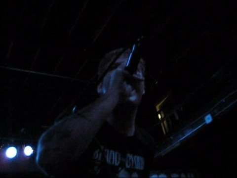 Senses Fail Live-Ali For Cody, Canal Club Richmond