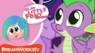 Princess Spike Full Episode Review with RadioJH Audrey | IN MY LITTLE PONY OPINION
