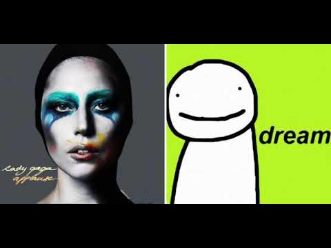 Applauding Masks (Sus Version) – Lady Gaga & Dream (Mashup)