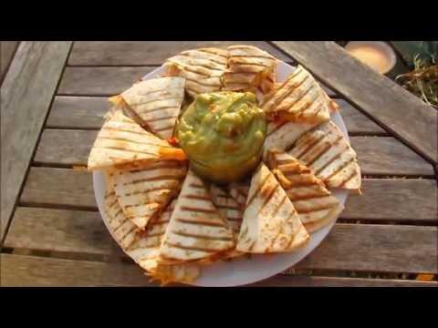 quesadillas-au-poulet-et-poivrons-*recette-facile*