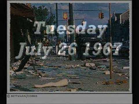 Detroit Riots 1967