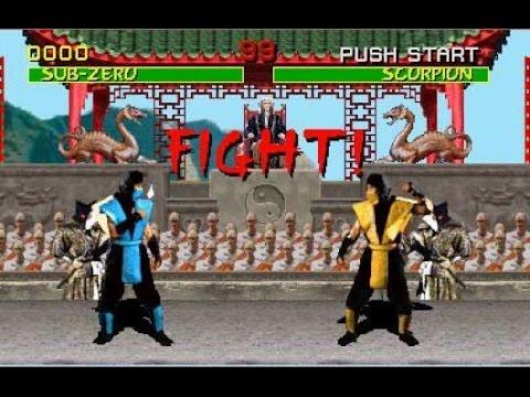 Mortal Kombat (Arcade) James & Mike Mondays