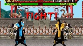 Mortal Kombat (Arcade) James & Mike Mondays