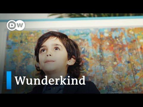 Das Kreative Maler-Wunderkind Mikail Akar | Euromaxx