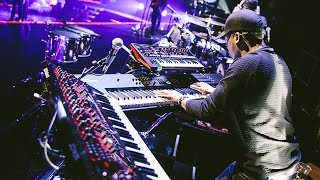 Kola Bello on the Roland gear powering Ellie Goulding