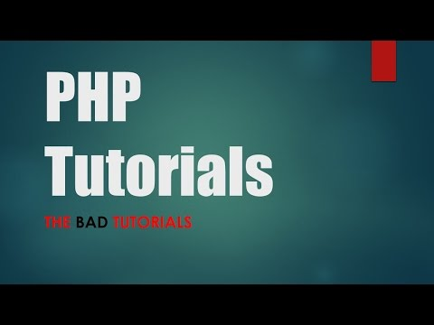 PHP & MySQL Tutorial - 41: Encoding URLs