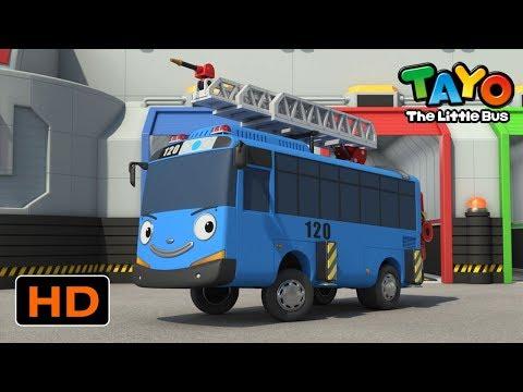 Tayo Phần5 Tập1 l công văn khẩn cấp! Tayo và Gani l Tayo xe buýt bé nhỏ