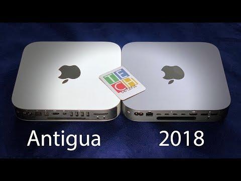 Todo lo que debe saber acerca del Mac mini 2018 | TECHcetera