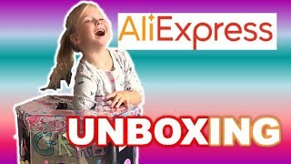 ALIEXPRESS UNBOXING PART 1 | SHOPLOG ALIEXPRESS | GRAB AND OPEN!
