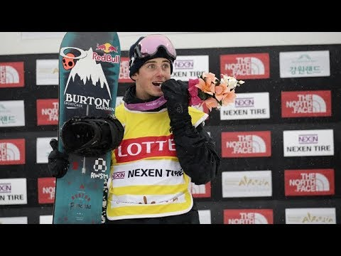 Mark McMorris wins 1st snowboarding event since near-fatal injury