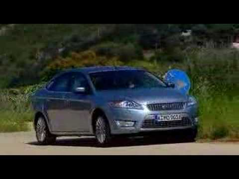 New Mondeo test by Fifth Gear