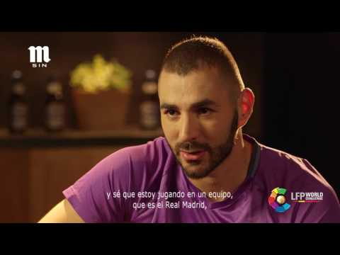 Fútbol Mahou | Entrevista Cinco Estrellas a Karim Benzema