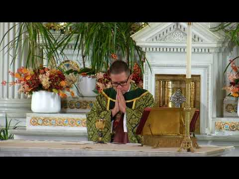 Mass - English 11-20-20, Friday of the Thirty-third Week in Ordinary Time