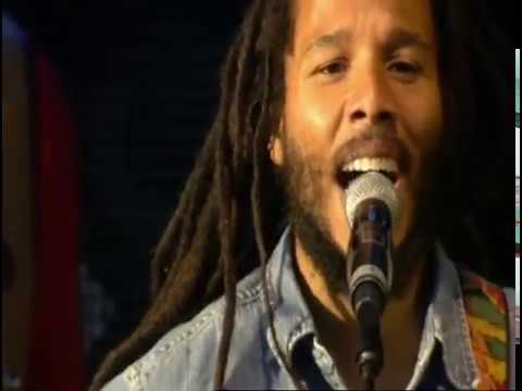 "Ziggy Marley- ""Stir It Up"" Live at Les Ardentes, Belgium, 2011"