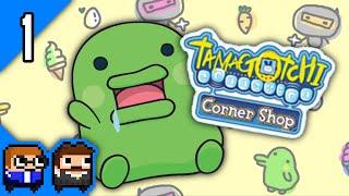 Let's Play Tamagotchi Corner Shop - Ep. 1