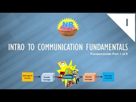 Intro To Communication Fundamentals
