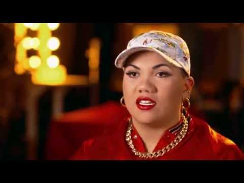Parris Goebel - dancing with the stars