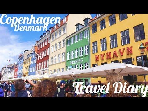Travel Diary: Copenhagen, Denmark // Baltic Cruise 2016
