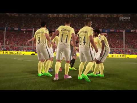 Bayern Munich vs América fifa 17