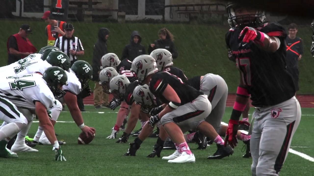 Carnegie Mellon Football 2016 Highlight Video - YouTube
