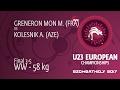 BRONZE WW 58 Kg A KOLESNIK AZE Df M GRENERON MON FRA By FALL 12 4 mp3
