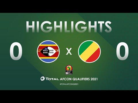 Eswatini Congo Goals And Highlights